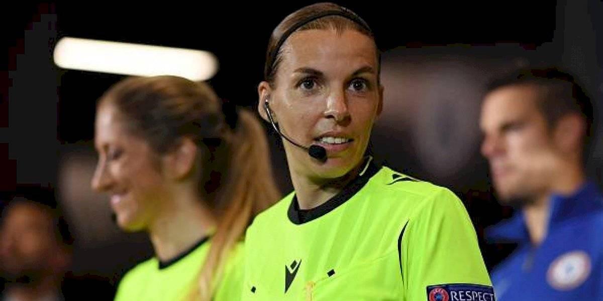 Supercopa de Europa: ¿Por qué se considera histórico el arbitraje de Stéphanie Frappart?