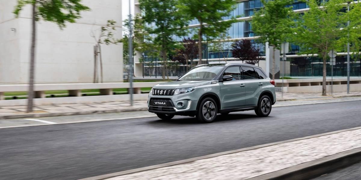 Suzuki Vitara Boosterjet All Grip 2019