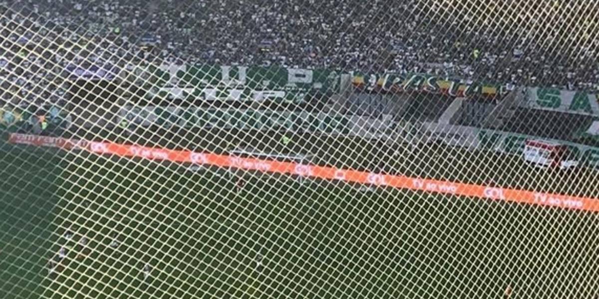 Procon-SP pede retirada de rede da Arena do Palmeiras