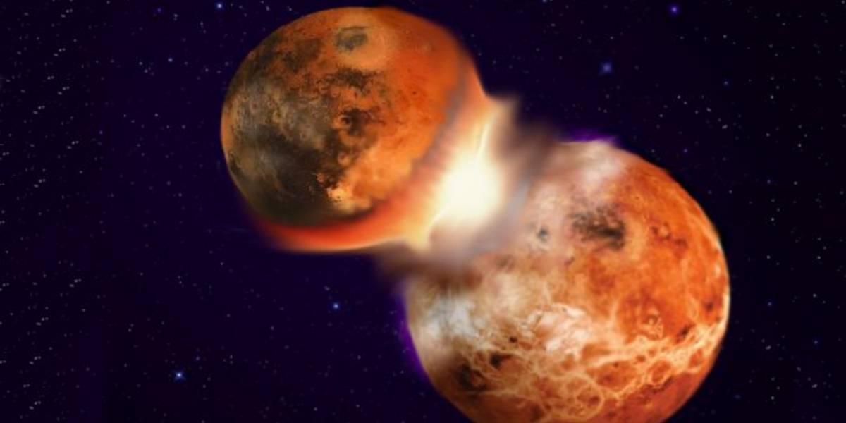La NASA logra medir por primera vez un choque interplanetario