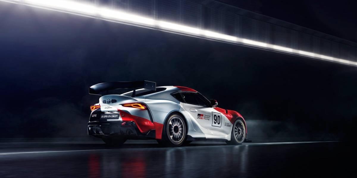 Toyota llevará su Supra a las 24 Horas de Le Mans