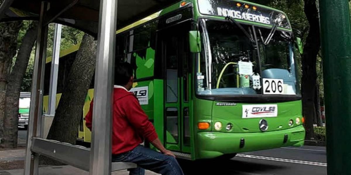 33% de los robos a capitalinos ocurre en el transporte público