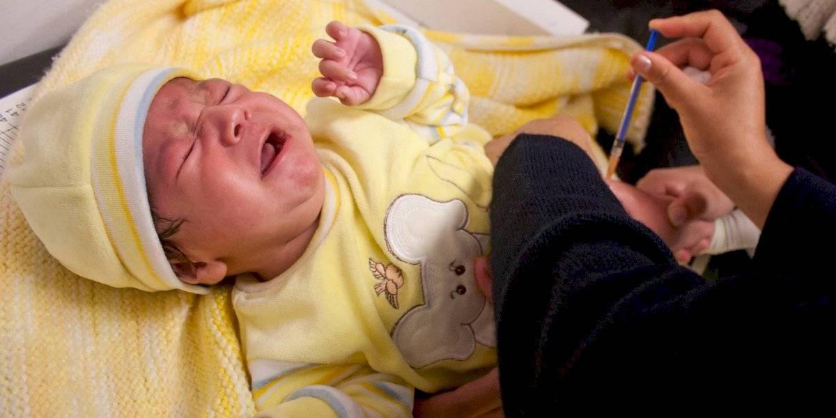 Se registra primer caso de sarampión de un menor en Chihuahua