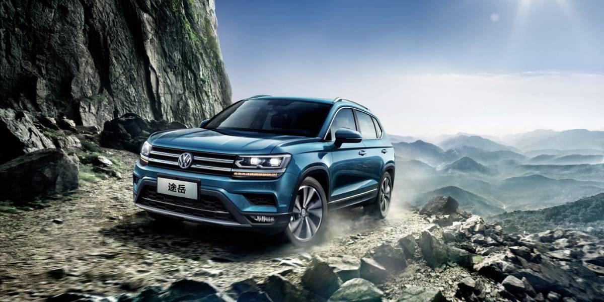Volkswagen confirma la producción de Tarek en México