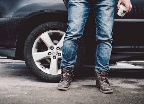 Zapatos al manejar