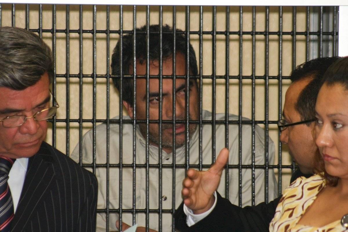 Alfredo Maya Ortiz, detenido en 2008