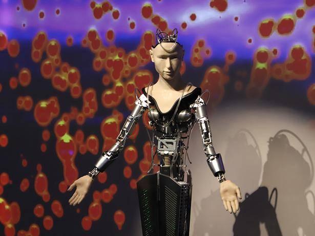Robot budista
