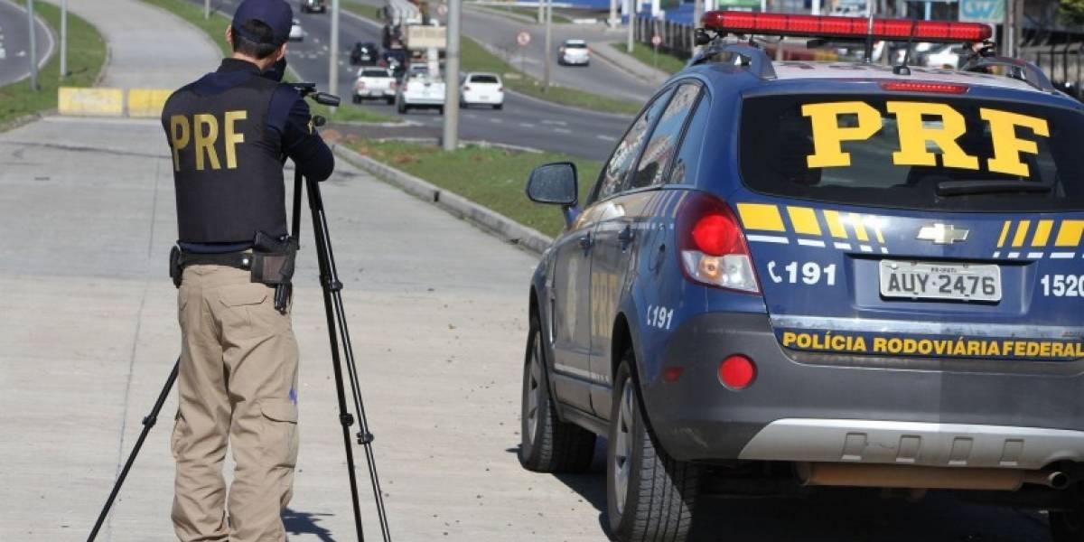 Justiça ordena retorno dos radares móveis em rodovias federais