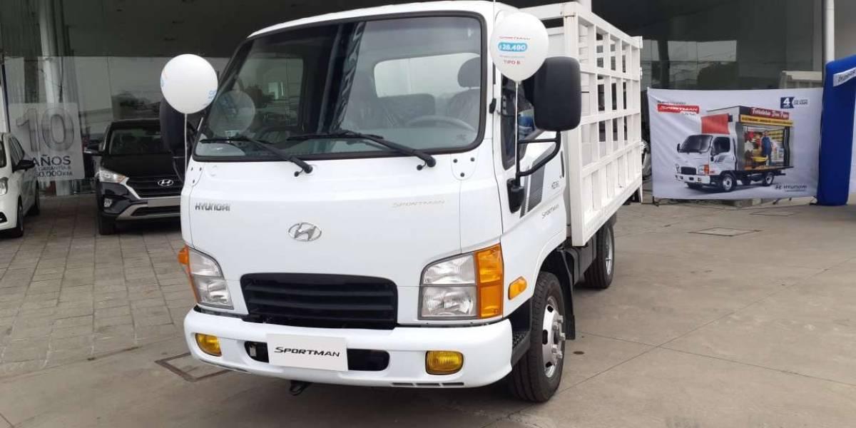 Hyundai Sportman: Por su versatilidad y potencia, mucho más que una camioneta