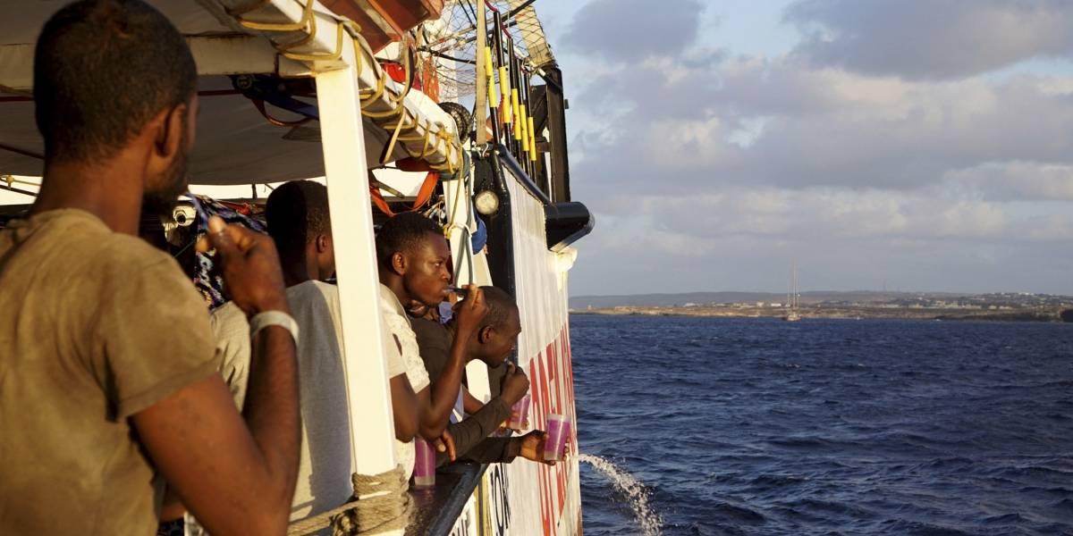 Seis países europeos aceptan recibir a migrantes del Open Arms: Italia