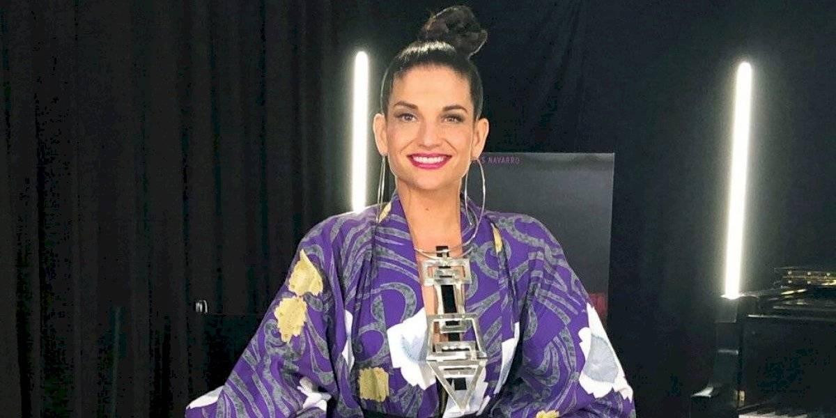 Natalia Jiménez lanza álbum con mariachis en honor a México