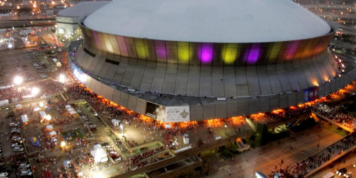 Remodelación del Superdome de Nueva Orleans costará $450 millones