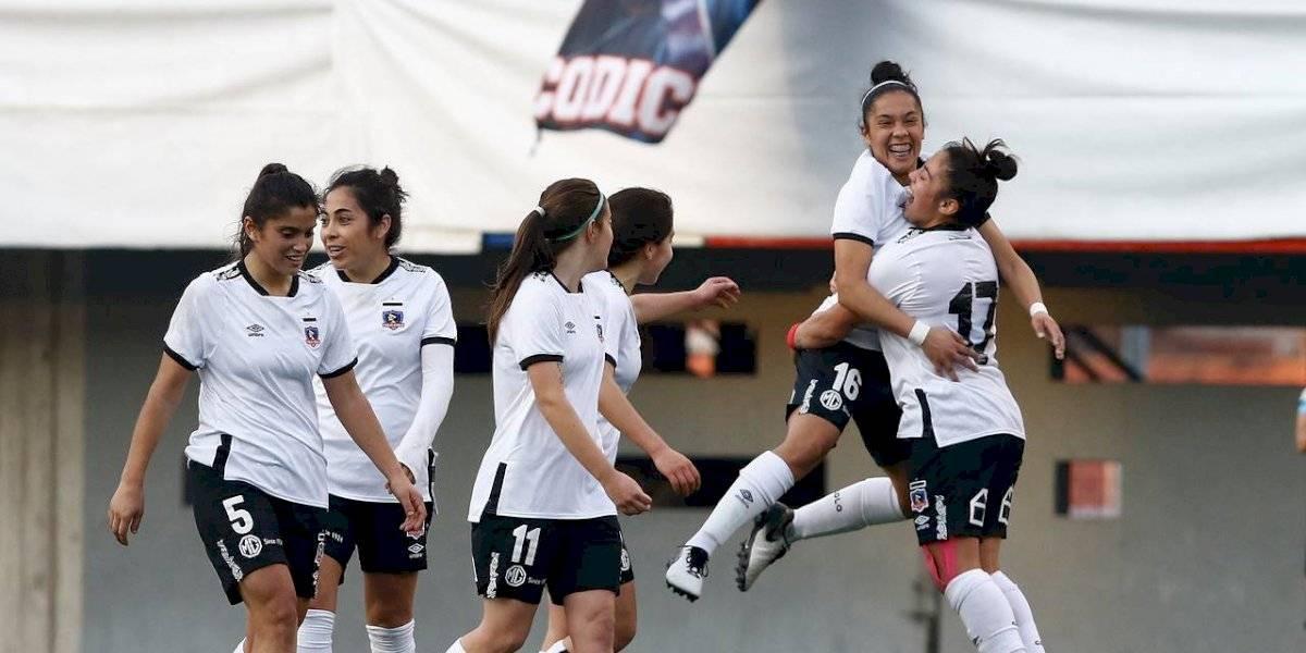 Colo Colo se queda con el cupo a la Libertadores femenino en un verdadero clásico ante Palestino