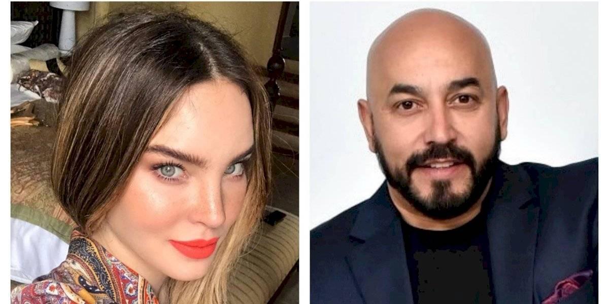 Belinda y Lupillo Rivera se casarán y ya tienen padrino
