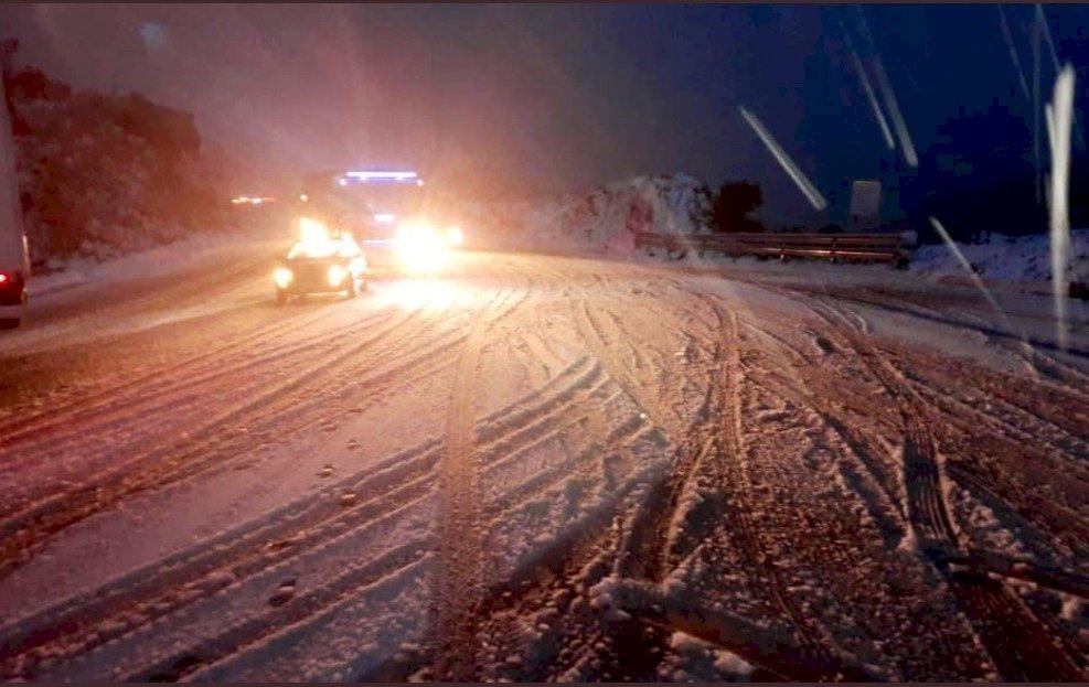 Caída de nieve en Papallacta Getty Images