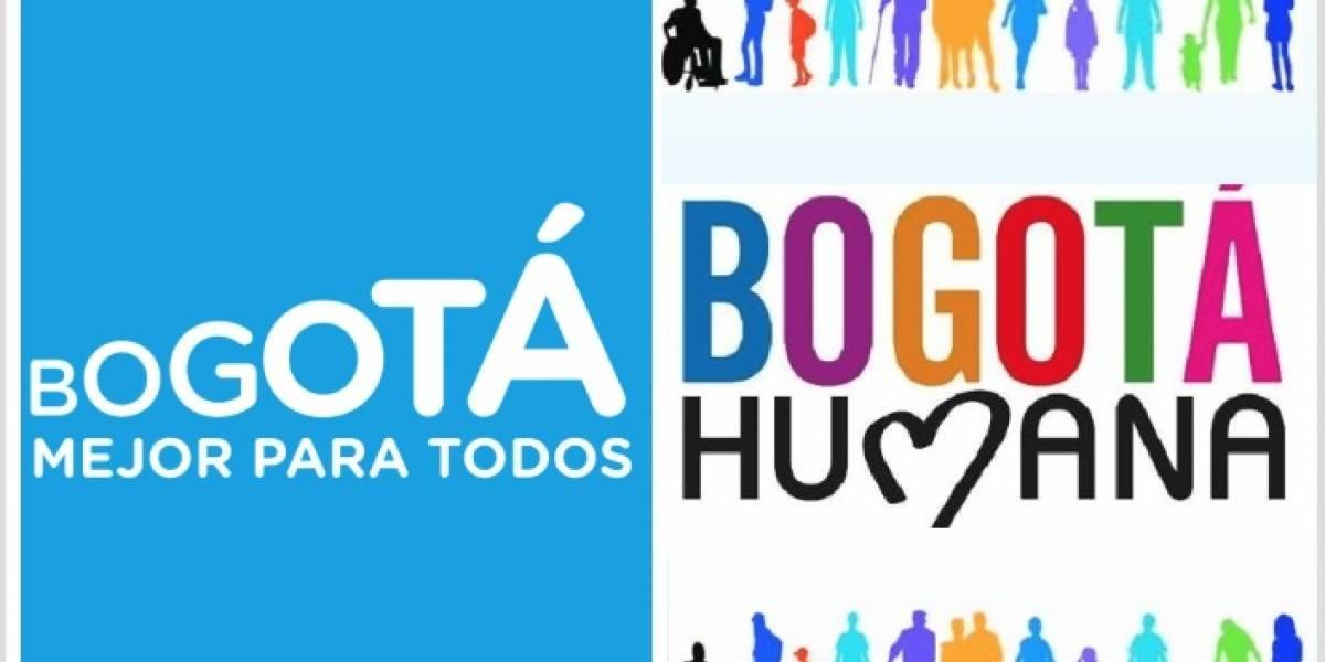 La millonada que se ha gastado en los famosos lemas de los alcaldes en Bogotá