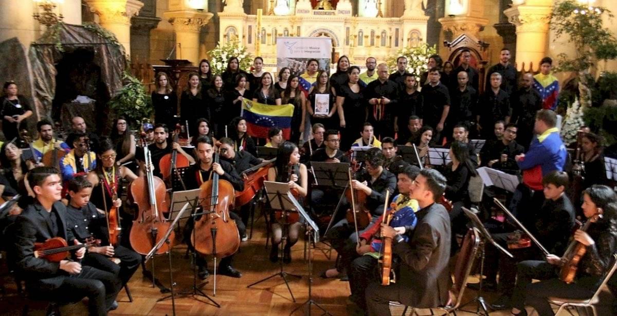Orquesta Música para la Integración