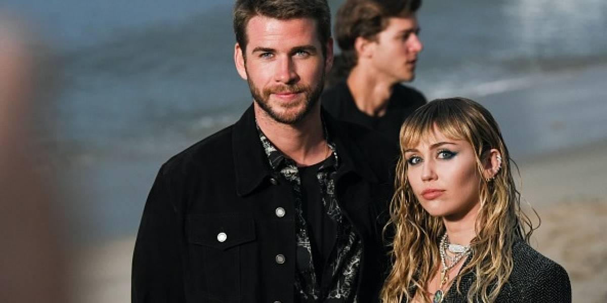 Los oscuros motivos de la separación de Miley Cyrus y Liam Hemsworth