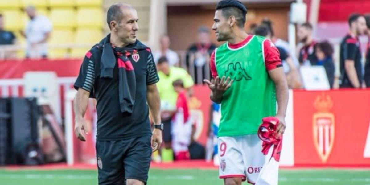 Falcao se pierde el juego con el Mónaco, tras lesión Deportes