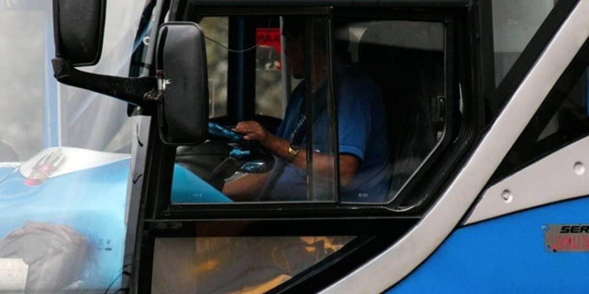 Conductor fue procesado por presunto abuso sexual en unidad de transporte público