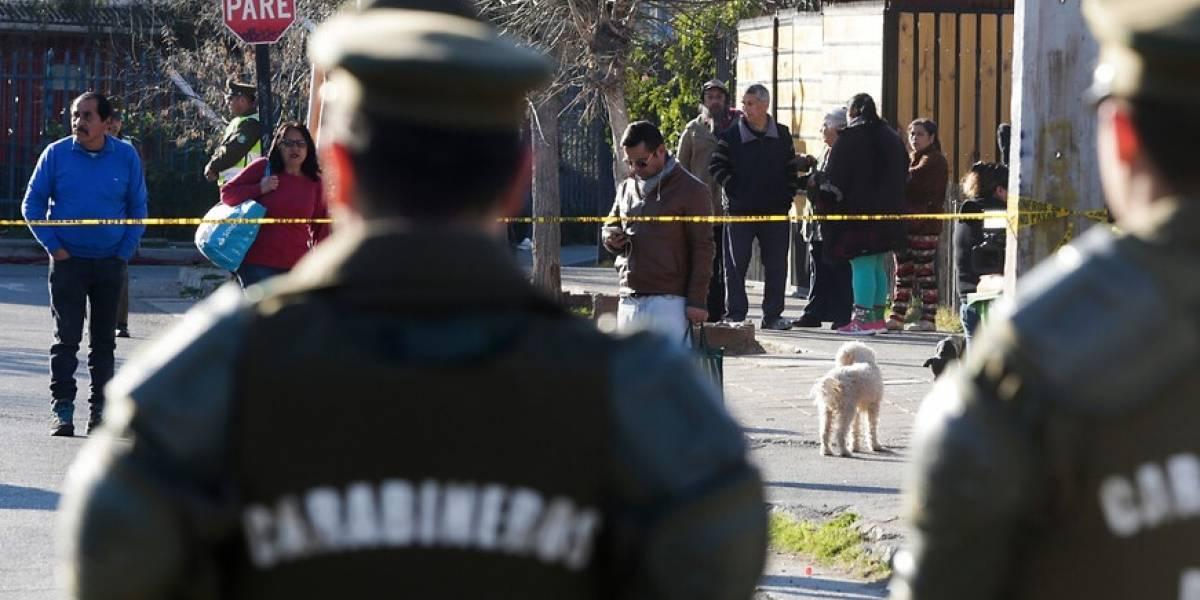 """Alcalde de La Granja denuncia """"clasismo y maltrato"""" a comunas que sufren el narco"""