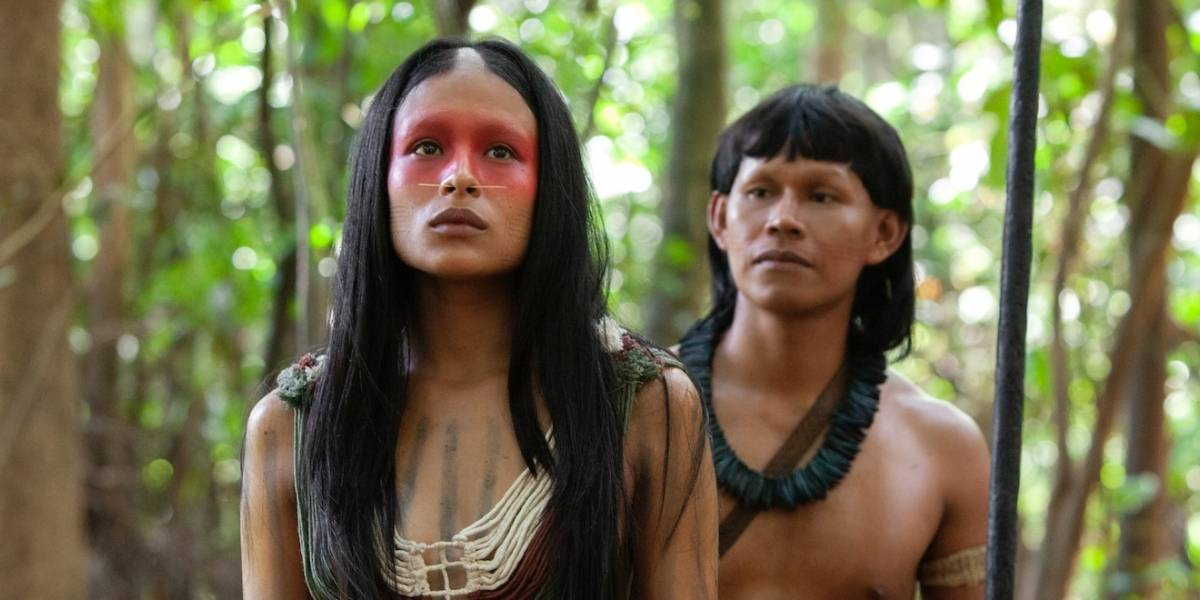 'Frontera Verde', el encuentro de la selva sobrenatural con el cine negro