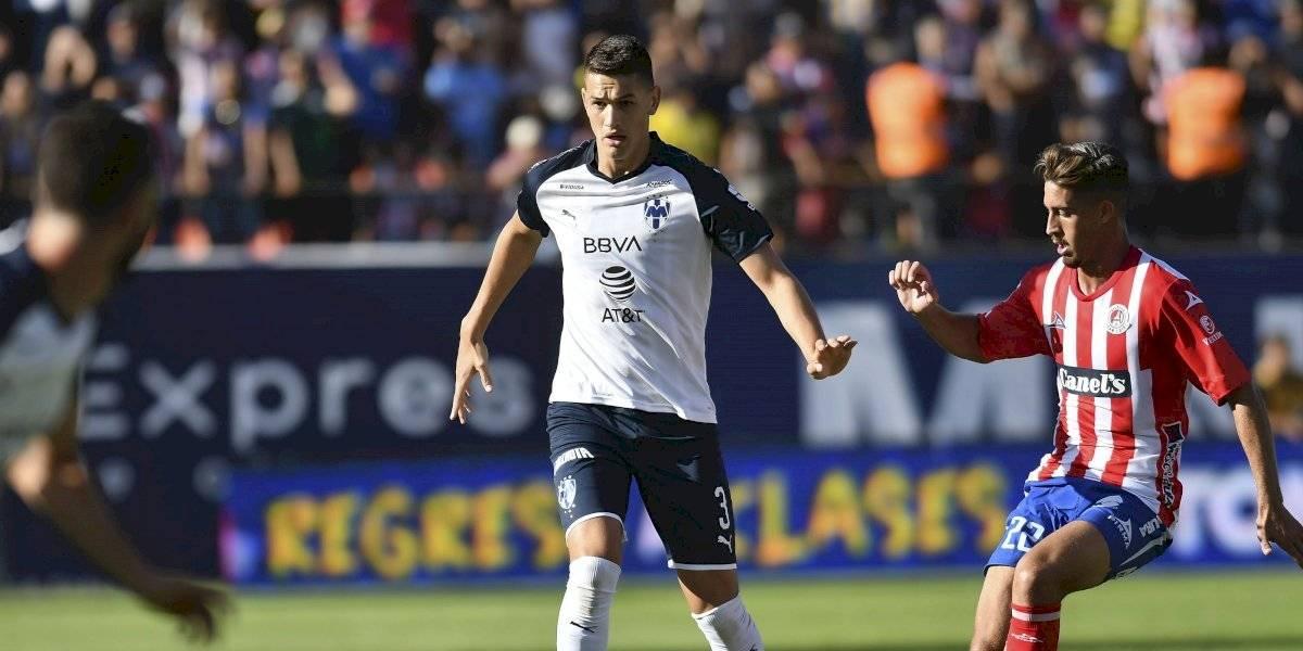 Monterrey está más cerca de jugar como quiere Diego Alonso