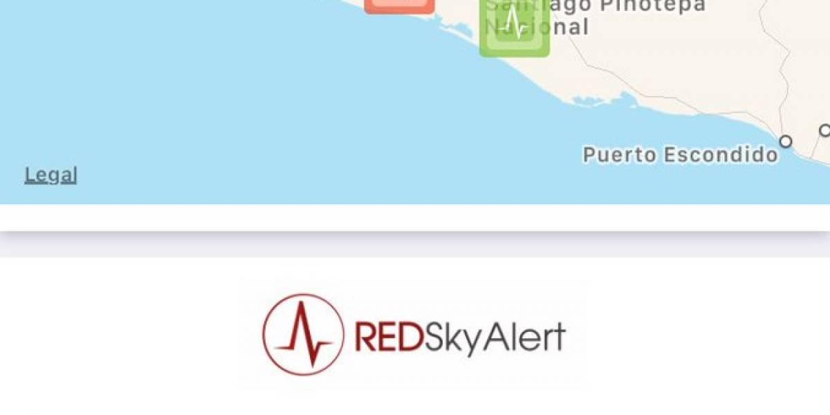 SkyAlert aclara porqué sismo en Ometepec fue de 'Intensidad Fuerte'