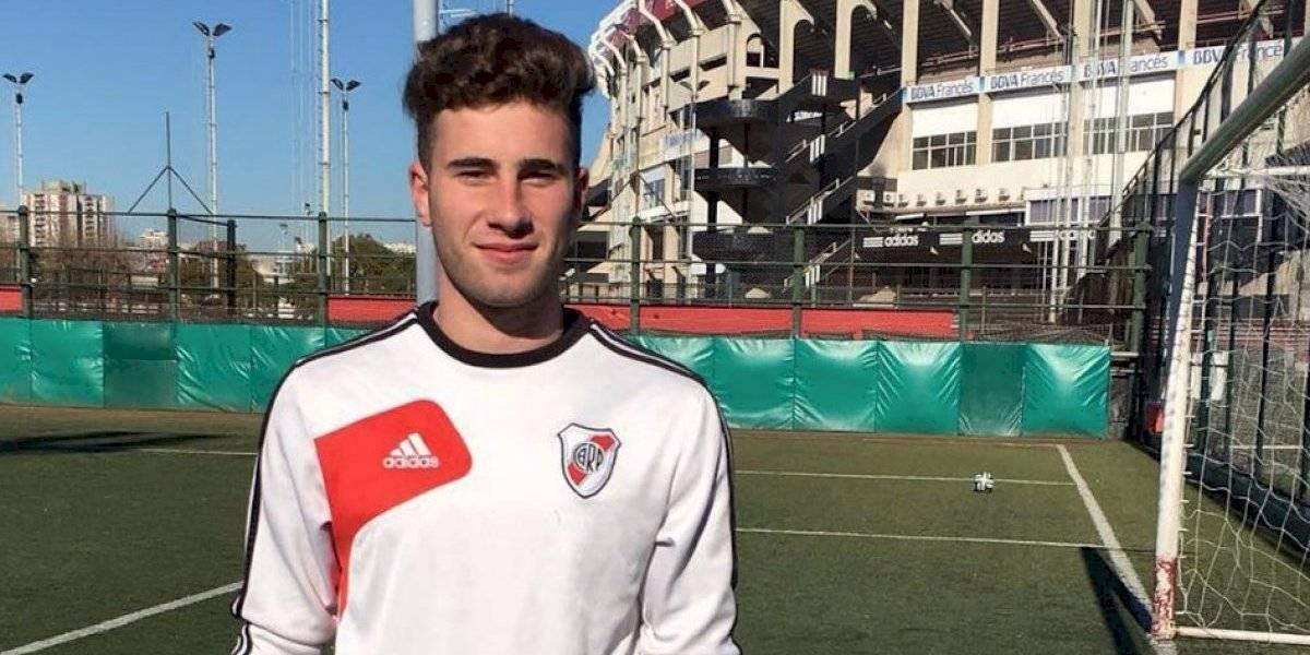Portero de River Plate encuentra nuevo equipo gracias a Twitter