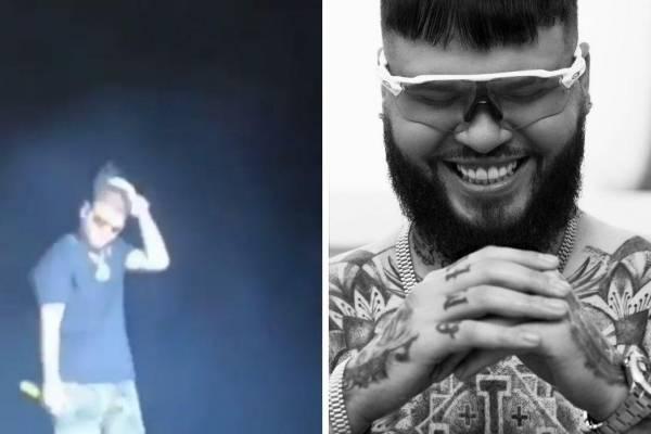 Farruko perdió su peluquín en pleno concierto: el puertorriqueño lo negó todo y acusó que el video está editado