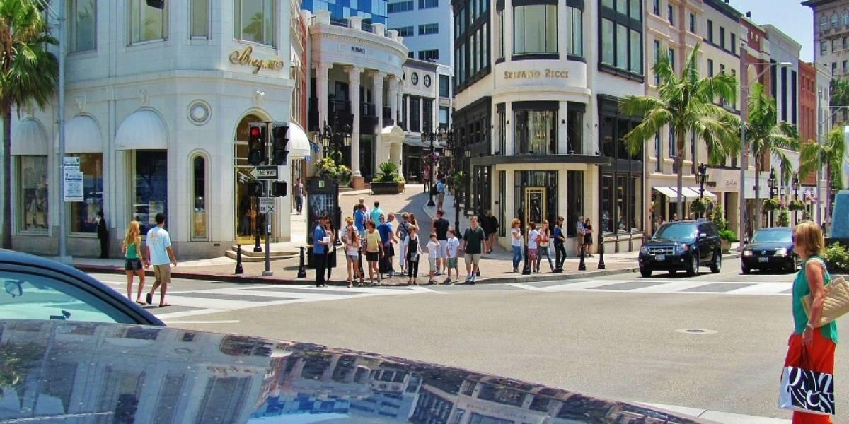 Beverly Hills rechaza autobuses turísticos realicen parada en su elegante distrito comercial
