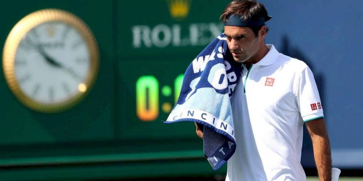 ¡Sorpresa absoluta en Cincinnati! Andrey Rublev da el gran golpe del torneo tras eliminar a Roger Federer