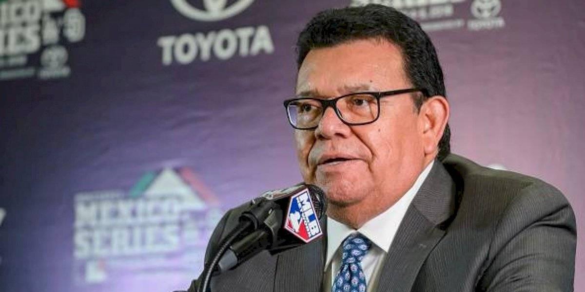 Fernando Valenzuela es nombrado Comisionado de la Liga Mexicana de Beisbol