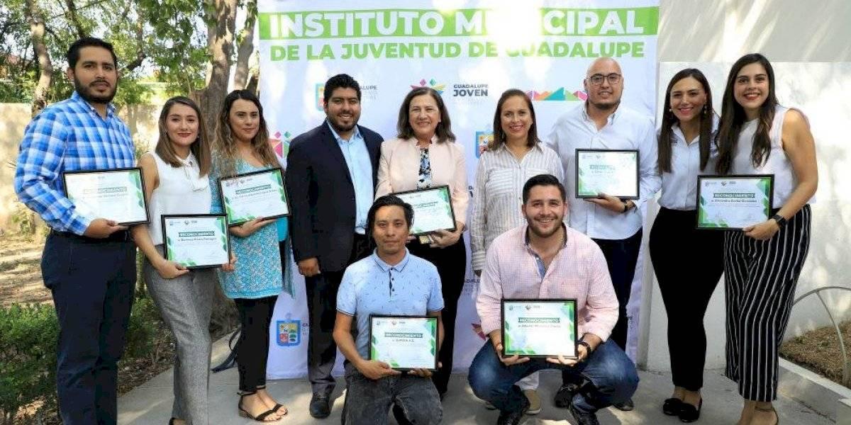 Preparan a jóvenes de Guadalupe, Nuevo León, para desarrollo integral