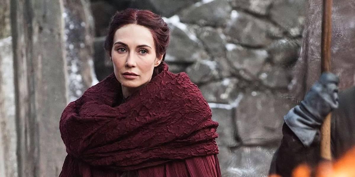 Ni la actriz que hizo de Melisandre en Game of Thrones sabía de qué trataba su personaje