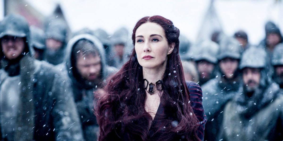 Carice van Houten se pone sincera sobre su experiencia en Game of Thrones y confiesa que el sentido de Melisandre fue confuso en más de una ocasión para ella.