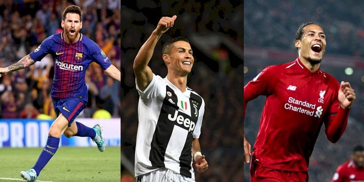 """¿Cuándo se elegirá al """"jugador del año"""" de la UEFA?"""