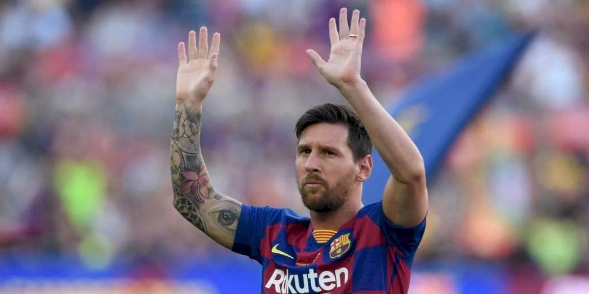 Messi calma las aflicciones del Barça, jugará frente al Betis