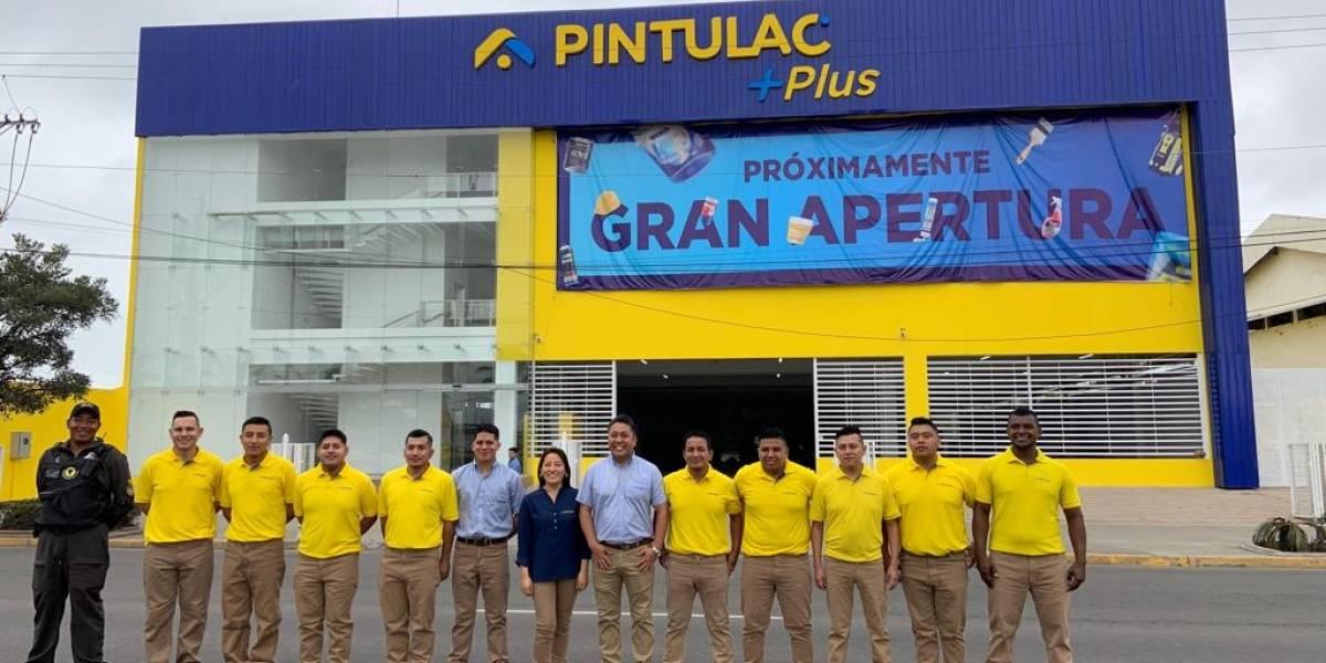 Pintulac abre su primer local en Machala