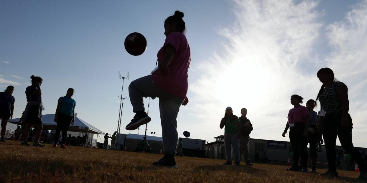 Rechazan petición de EE.UU. de negar jabón a niños migrantes