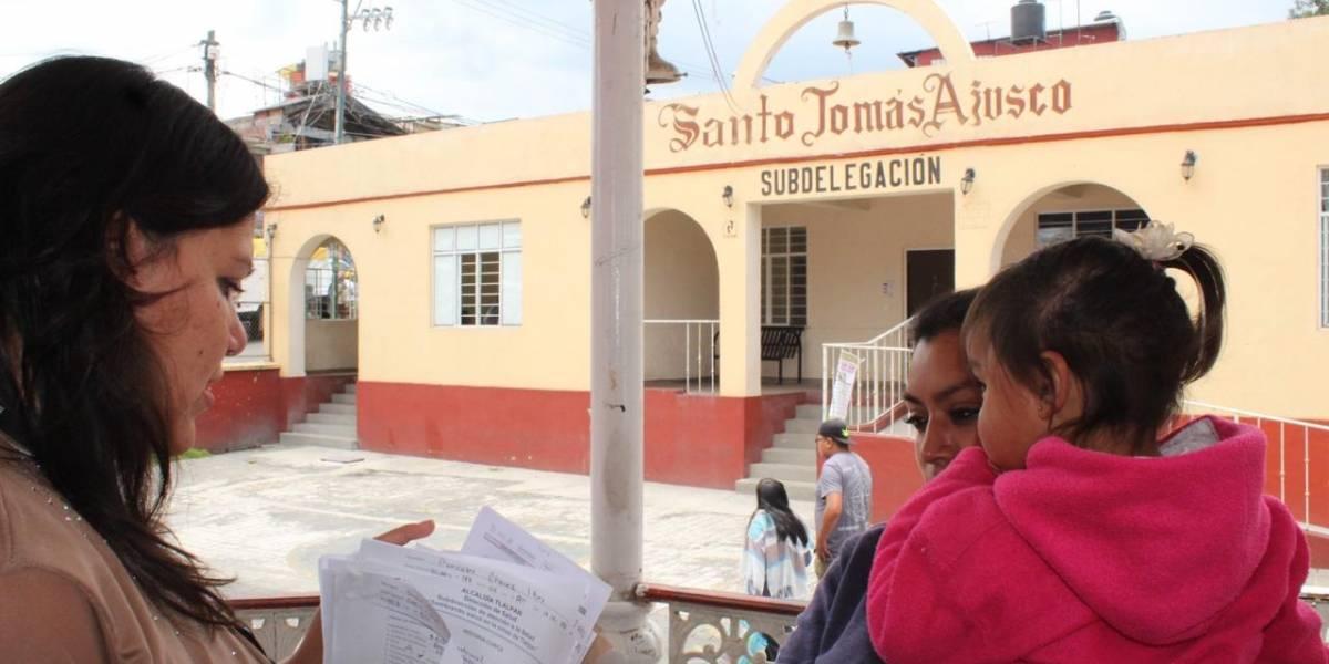 Se compromete Tlalpan a fortalecer el derecho a la salud infantil