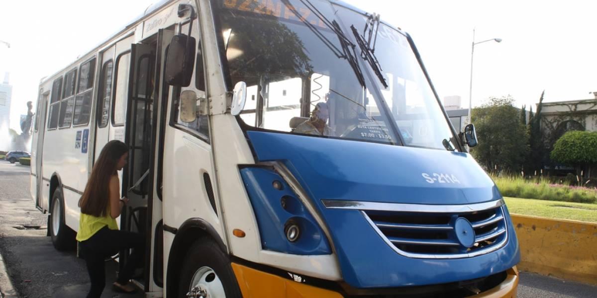 Tarifa de transporte público en GDL debe ser de 7.00 pesos, señalan expertos
