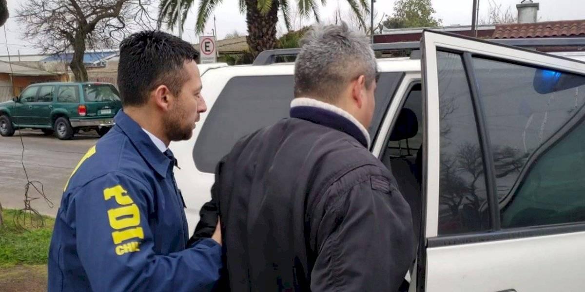Gendarme fue detenido por tráfico de drogas en San Vicente