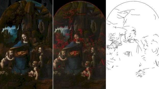 Leonardo Da Vinci Rayos X