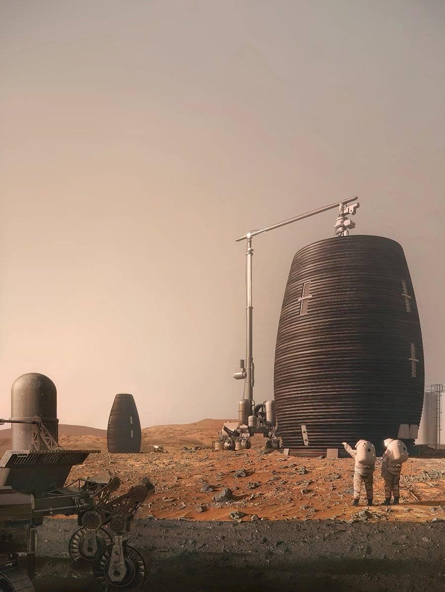 China anuncia plan que pretende llevar astronautas a Marte