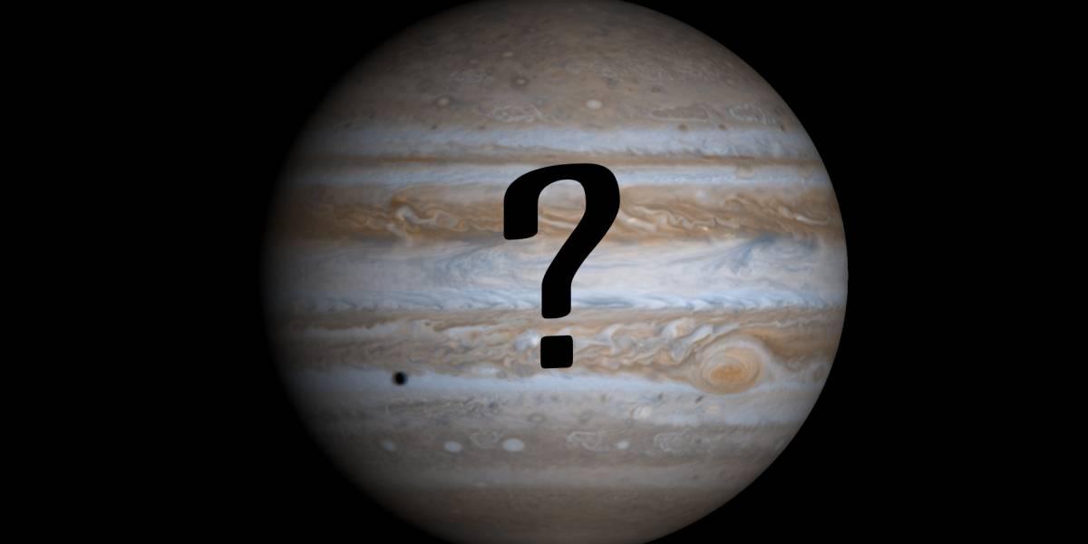 Una nueva teoría revela un secreto de Júpiter que no conocíamos