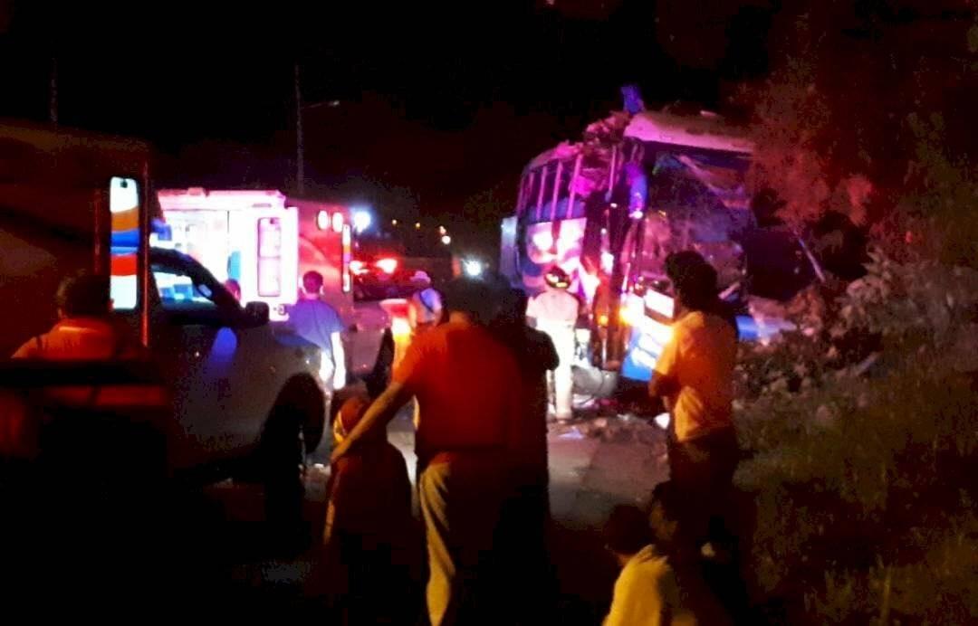 Cuatro fallecidos por accidente de tránsito en la vía Tena