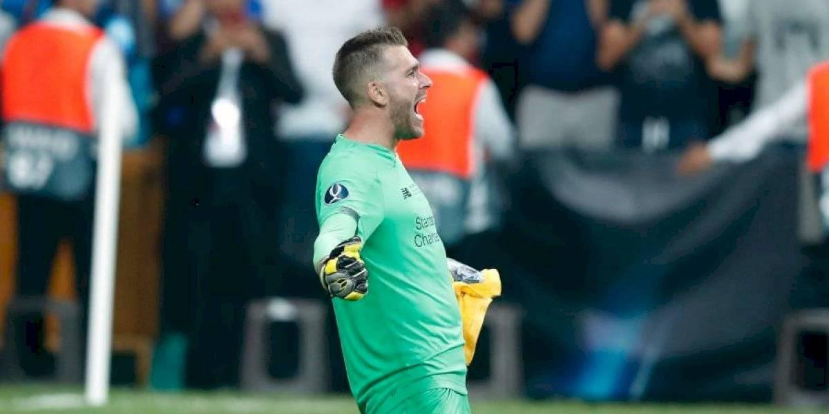 La insólita lesión del héroe de la Supercopa de la UEFA que deja sin arqueros a Liverpool