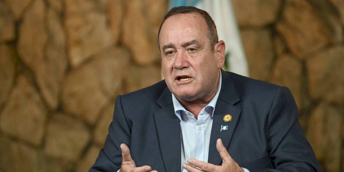 Giammattei: La amistad y cooperación con Israel estarán en buenas manos
