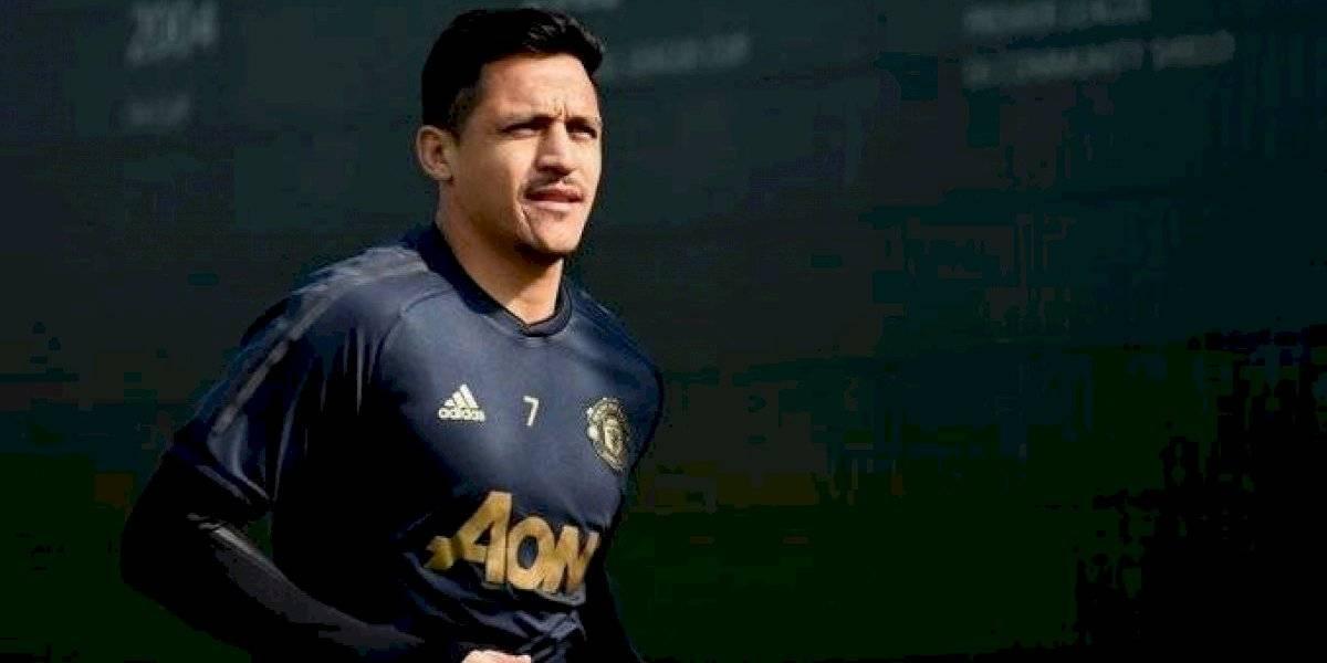 El plan del Manchester United para que Alexis Sánchez vuelva a ser el de antes